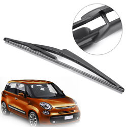 Rear Windshield Wiper Rubber Blade Replacement Kit Fit Fiat 500l 2012-up