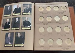 Us Presidential Dollar P And D 80 Coins Complete Set In Dansco 7184