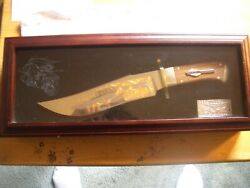 Harley Davidson Electra Glide 40th Anniversary Collector Knife 1412/1500 Made