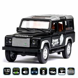 132 Land Rover Defender Discovery Diecast Model Car And Toy Gifts For Kids