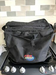 Fox Match Carryall Fishing Tackle Bag + Net Compartment Used