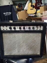 Montgomery Wards Vintage Tube Amp Made In U.s.a By Danelectro Free Freight Wow