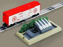 Lionel Accessory - 24107 Missile Firing Set - 0/027- New- Sh