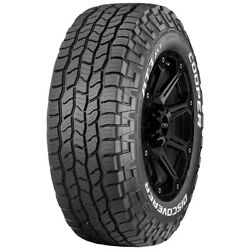 4-lt285/65r18 Cooper Discoverer A/t3 Xlt 125/122s E/10 Ply Rwl Tires