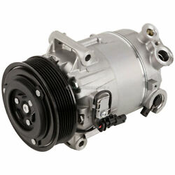 For Buick Lacrosse And Chevy Malibu Impala Oem Ac Compressor And A/c Clutch
