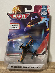 New Disney Pixar Planes Midnight Flyers Dusty Super Chase Limited To 4000
