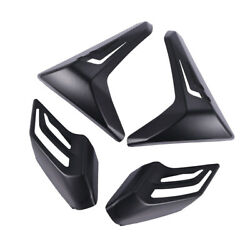 4pcs Motorcycle Turn Signal Light Covers For Yamaha Tmax 530 Tmax530 2017-2019