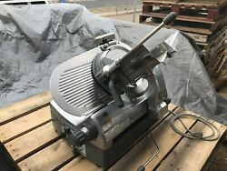 Hobart 2712 12 Automatic Slicer 2-speed Meat Cheese Deli W/ Sharpener Video