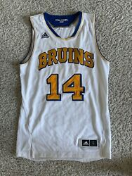 Ucla Retro Hwc Jersey Bruins 14 Mesh Numbers Authentic Nw/ot