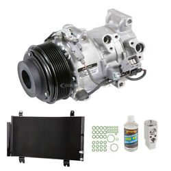For Lexus Gs300 And Gs350 2006-2011 Oem Ac Compressor W/ Condenser Drier