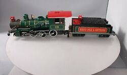 Bachmann G Gauge North Pole And Southern 4-6-0 Steam Locomotive And Tender Project
