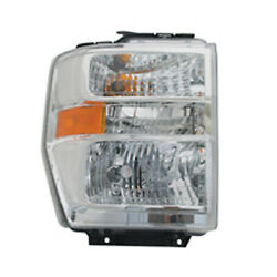 Fo2503249c New Aftermarket Passenger Side Front Head Lamp Assembly 8c2z13008a