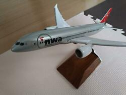 Pacmin Northwest Airlines 1/200 Scale Boeing 787-8 Vintage Rare Aircraft Model