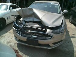 Power Brake Booster Fits 17-19 Fusion 605500