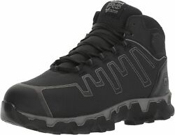 Pro Men's Powertrain Sport Mid Alloy Toe Eh Industrial And Construction