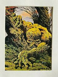 Bernie Wrightson More Macabre 1994 Promo Card Swampthing Fpg