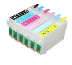 Empty Refill Ink Cartridges 79 For 1430 1400 P50 Px700 800 830 Non Oem