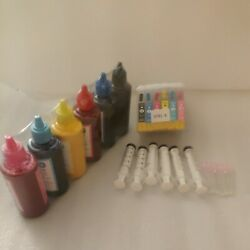 Empty Refill Ink Cartridges 79 For 1430 1400 P50 Px700 800 830 Non Oem Ink
