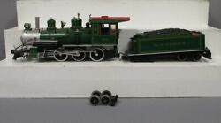 Bachmann G Gauge Southern 4-6-0 Steam Locomotive And Tender Project/parts