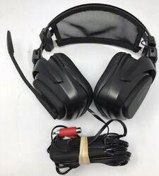 Gioteck Ex05s Hd Stereo Headset For Ps3 Xbox 360 Pc Mac Wired Gal112746