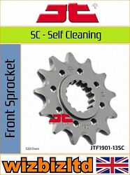 Ktm Exc-e 300 Enduro 2008 [jt Motorcycle Front Sprocket] [self Cleaning]