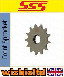 Suzuki Tsx250 Lc 1985-1990 [triple S Motorcycle Front Sprocket] [replacement]