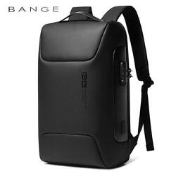 Bange Anti Thief Backpack Fits For 15.6 Inch Laptop Multinational