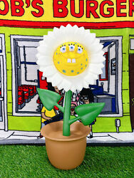 Ron English X Jps Gallery X Made By Monsters Spongebob Sunflower Limited Edition