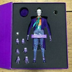 Hot Toys Hottoys 1/6 Figure Dx09 Joker 1989 Classic Version Used