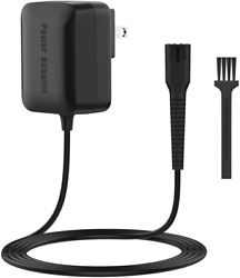 Iberls 4v Charger For Wahl Magic Clip Power Cord Cordless Hair Clipper Shaver 1