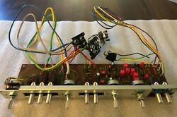 Pioneer Sx-636 Receiver Re-capped Af Amplifier Preamp Assembly