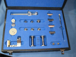 Radiall Series N Tool Kit R282 125 Semi-rigid Cable Connector Assy/bending Tools