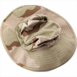 Hat Camouflage Pattern Desert Fitted Seven One Eight Inch Military Hat Wide Brim