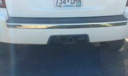 Rear Bumper With Chrome Accent Trim Plate Fits 05-10 Grand Cherokee 255920