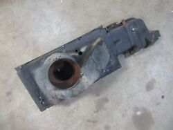 1977 Dodge W100 Truck Interior Heater Core Housing Duct Assembly Case