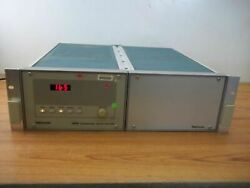 Vintage Tektronix 1360p Programmable Switch Controller And 2 Unit Enclosure