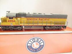 Lionel 28540 Union Pacific Sd-40t2 Diesel W/tmcc And Rs- Boxed - Ln- Hb1