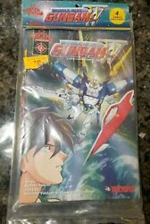 Mobile Suit Gundam Wing 4 Pack Comic Series 1 Magna New Sealed Tokyopop