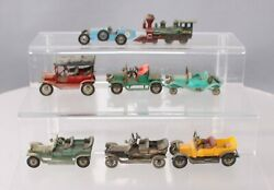 Vintage Matchbox Lesney Models Of Yesteryear Train And Cars [8]