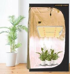 70x140x200 Cm Reflective Grow Tent Hydroponic Home Box For Garden/greenhouse