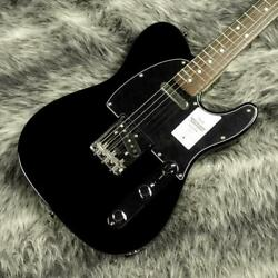 Fender Made In Japan Traditional 70s Telecaster Black/rw 2021 Limited Color