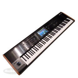 Korg Kronos 88blackkeyboard Synthesizer Very Good Condition Used From Japan
