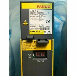 Used Fanuc A06b-6111-h006h550 Servo Driver Tested In Good Condition