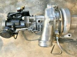 Corvair 150 Hp Turbocharger And Carburetor. Ready To Boost 200 Core For Yours