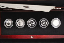 2012 Canada. Rcm Farewell To The Penny Set. Complete Box, Coa And Cardboard. 2