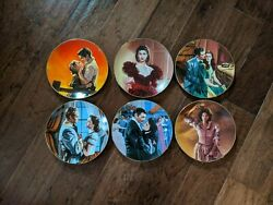 Gone With The Wind Collectible Plates Bradford Exchange / W. S. George