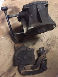 Np203 Transfer Case To C6 Adapter And Shifter Complete Ford F250 4x4 Truck 78-79