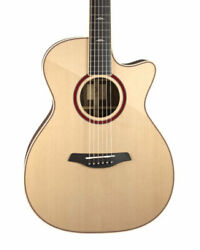 Furch Masters Choice Orange Acoustic Electric Guitar