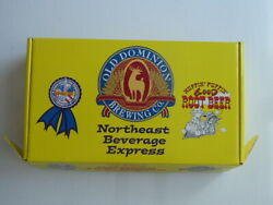 Micro-trains Old Dominion Brewery Root Beer N Scale / Ne Expr W/bottle Car And Pin