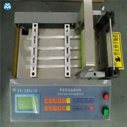 Ys-ih6110 High-speed Automatic Silicon Nylon Copper Tube Tape Cutter 110v/220v